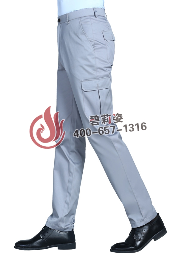 裤子定制定做生产